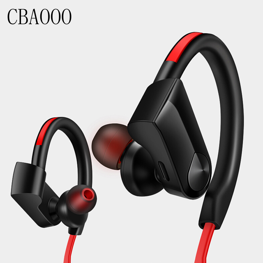 CBAOOO K98 Wireless Headphone Bluetooth Stereo Earphone Waterproof Handsfree Sport Bass Headset with mic for xiaomi Huawei phone cbaooo dt100 wireless bluetooth earphone headphone bass headset sport stereo earbuds headphones with microphone for xiaomi