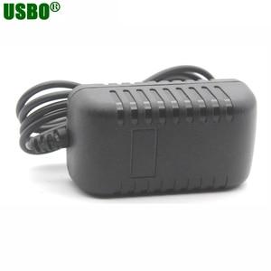 Image 5 - Hot black optional 1A 5V/6V/7V/9V/12V American charger 5.5*2.5mm & 5.5*2.1mm 100 240V USA AC to DC power adapter for Monitoring
