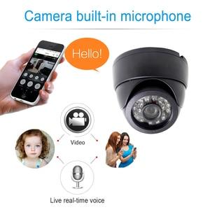 Image 3 - Mini caméra wifi sécurité à domicile caméra IP Audio sans fil Mini caméra Vision nocturne CCTV WiFi caméra bébé moniteur P2P ONVIF