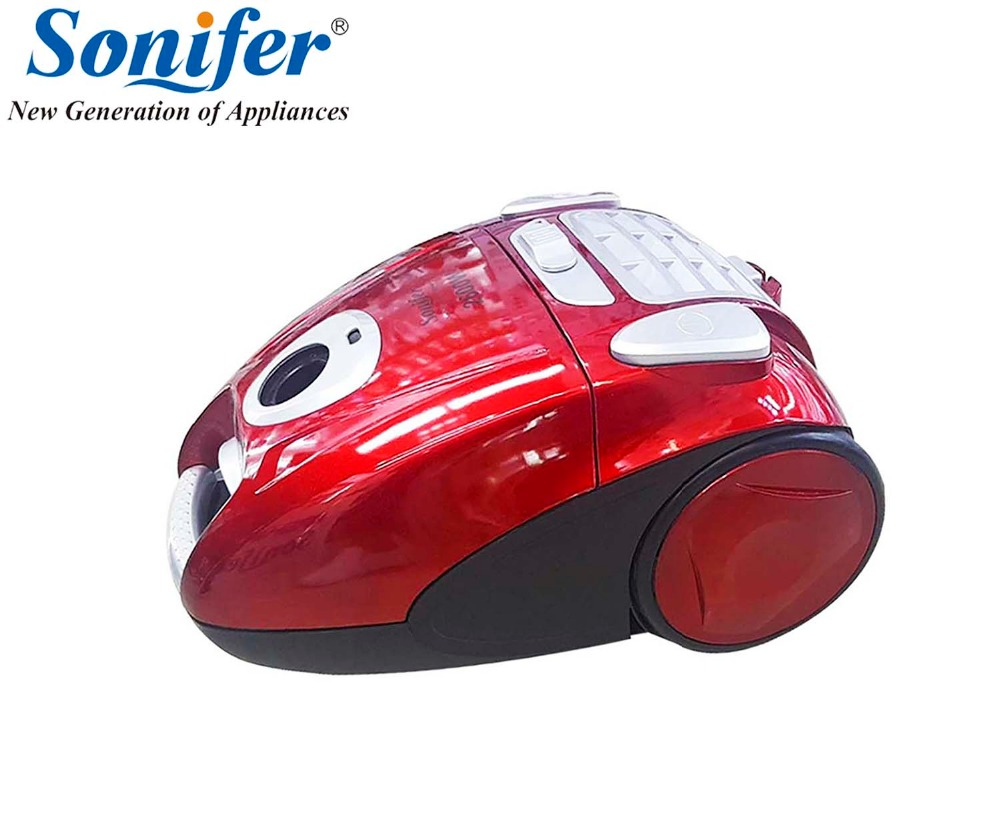 Home Canister Vacuum cleaner Large size aspirator multifunctional cleaning appliance Sonifer цена и фото