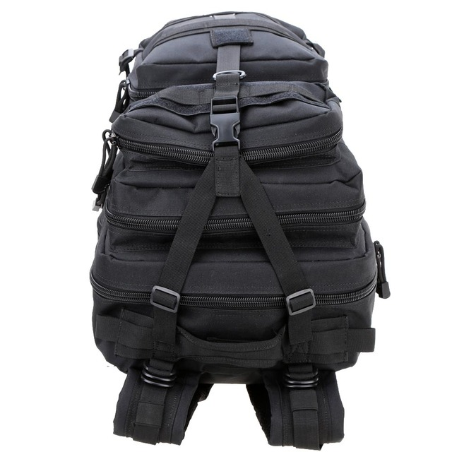 45L MOLLE Outdoor Tactical Backpack Backpacks Travel Climbing Bags Outdoor Sport Hiking Camping Army Bag Military Male