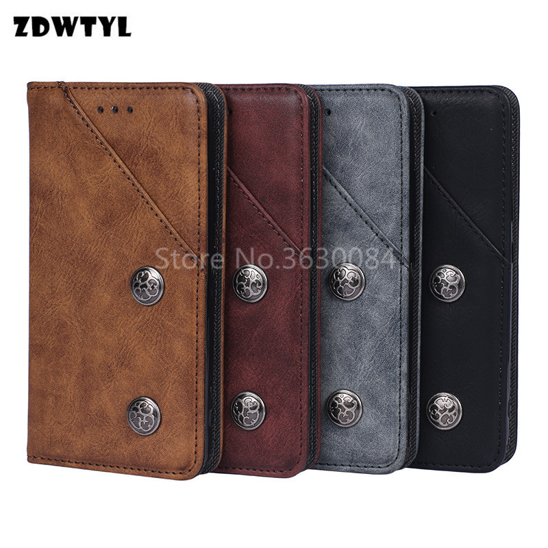 Case Flip Wallet PU Leather For Ulefone Power 3 3S High Quality Book Stand Card Slot For Ulefone Power3S Phone Leather Cases
