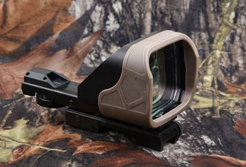 Tactical 1x green red Dot Sight Scope picatinny rail mount hunting shooting SP-6 TAN M5137