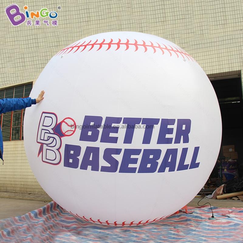 Индивидуальные 3 м диаметр гигантская надувная площадка для бейсбола/10 футов бейсбольная надувная лодка игрушки для показа