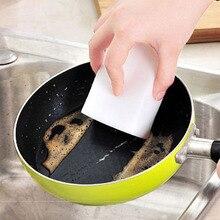 Melamina mágica esponja grossa tecnologia forte descontaminação limpeza teclado limpador cozinha accessorie lavagem esponjas