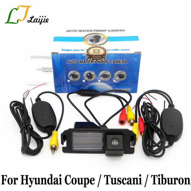 Laijie Wireless Auto Parking Camera For Hyundai Coupe S3 Tuscani