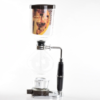 High Quality 5 cups Japan style Siphon coffee maker Syphon maker Tea Siphon pot Tca3 Tca5  500ML 1