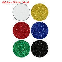 FREE SHIPPING 50cmX100cm Iron On Glitter Heat Transfer Vinyl Printing