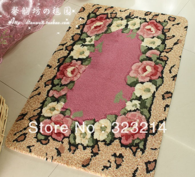 Stylish carpet Japan style 50*80cm Bedroom Carpet, Kitchen Rug, Balcony mat - Your Home Tailor store
