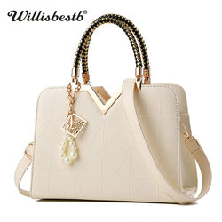 2018 New Summer Female Bag For Ladies Phone Pocket Zipper Woman Handbags Flap Famous Brand Leather Women Shoulder Crossbody Bags