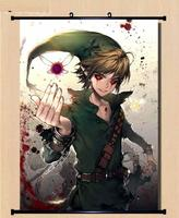 Anime The Legend of Zelda BEN Drowned Painting Home Decor Poster Wall Scroll