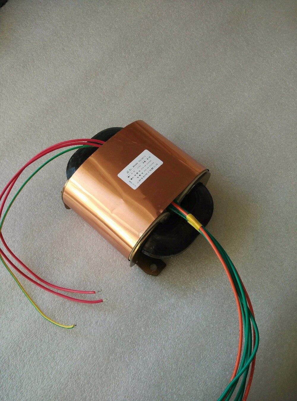 25V-0-25V 6A 25V-0-25V 6A R Core Transformer 600VA R600 custom transformer 220V copper shield Power amplifier 6a 12 30 1b yhb 14 k 050405
