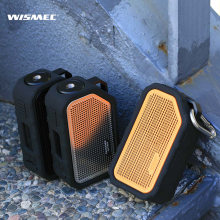 Original 80W Wismec Active Box Mod Built in 2100mah Bluetooth music Vape Mod Waterproof Shockproof Electronic Cigarette(China)