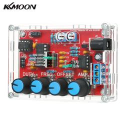Signal Generator DIY Kit Sine/Triangle/Square/Sawtooth Output 5Hz~400kHz Adjustable Frequency Amplitude ICL8038
