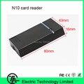 Биометрические N10 card reader для системы контроля доступа IP65 считыватель проксимити карт использовать 125 КГЦ rfid-карты