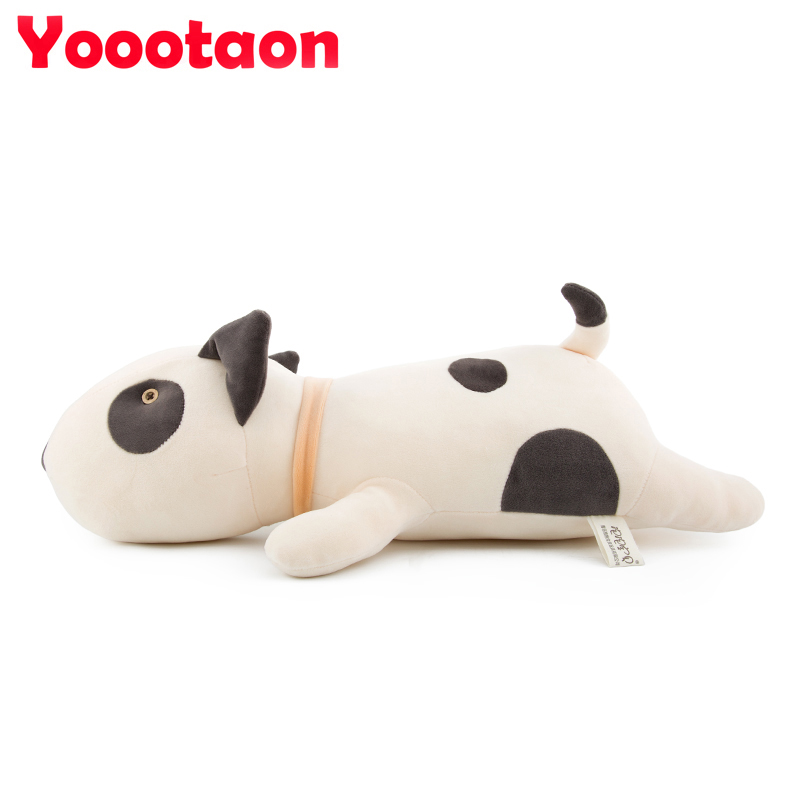 100cm Big Bull Terrier dog emoji plush kids toy sleeping pillow toy cute soft baby toys stuffed dolls for children girl gifts 68cm kawaii bull terrier dog plush kids toy emoji sleeping pillow toy cute soft baby toys stuffed dolls for children girl gifts