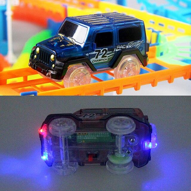 Magic Tracks Cars – DIY Railway Racing Playset