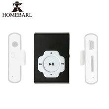 HOMEBARL NEW Design Big Promotion Portable MP3 Player Mini Clip MP3 Pla