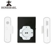 HOMEBARL NEW Design Big Promotion Portable MP3 Player Mini C