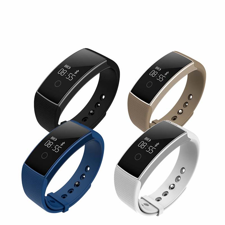ФОТО A99 Smart Band Blood Oxygen Heart Rate Monitor Sport Bracelet Fitness Tracker Clock SMS Call Reminder For iOS Android Huawei
