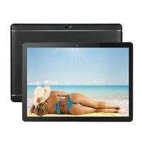 Android Nugatları 10 inç Tablet Android 7.0 Unlocked 4G Telefon Tablet PC 32/64 GB MTK 6737 IPS Ekran Çift Kamera Cep ph