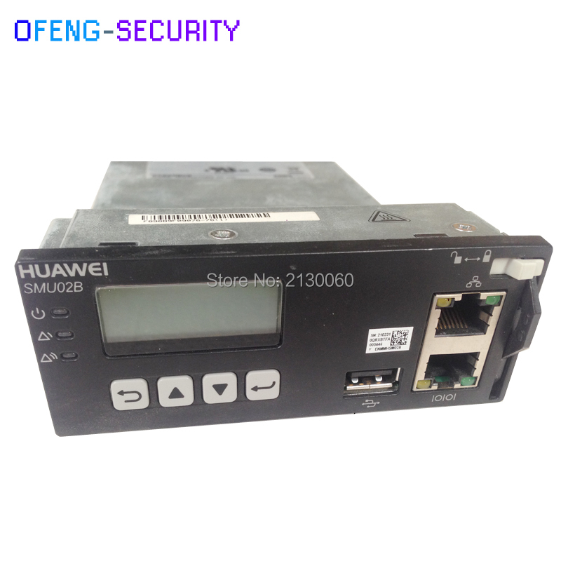 SMU01B Optical Fiber OLT MA5683T/MA5680T For (30A ) Huawei ETP4830-A1 220/-48v OLT Communication Power Supply