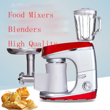 KM-6BG 3 Leves Multifunctional 6L Stainless Steel Electric Stand Mixer,Food Mixer,Dough Mixer Eggs Mixer Kitchen 1200W 220V