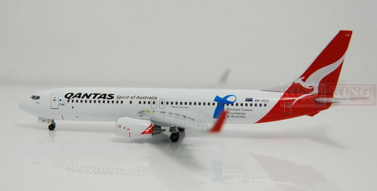 A13076 Apollo Australian aviation 1:400 B737-800W commercial jetliners plane model hobby 11010 phoenix australian aviation vh oej 1 400 b747 400 commercial jetliners plane model hobby