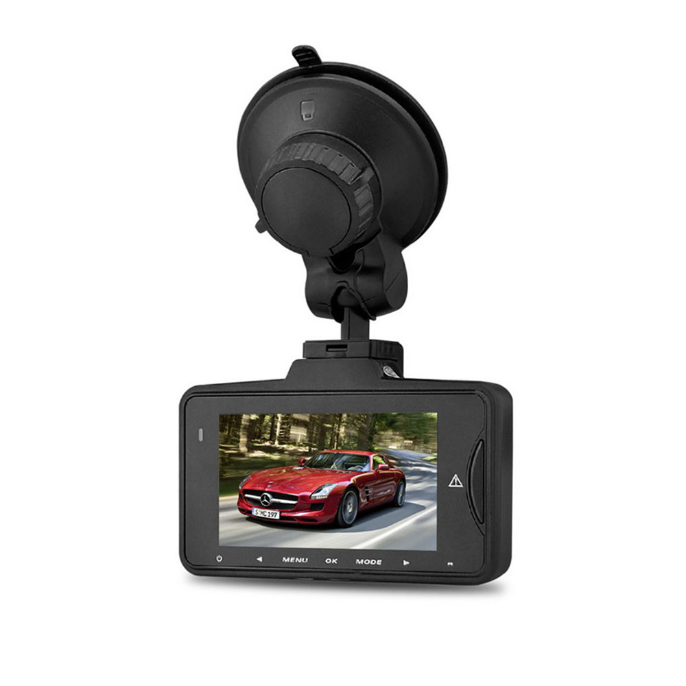 Car DVR 2.7 inch Screen 178 Degree Angle Lens G-Sensor Ambarella A7LA70 GS98C GPS Logger 1296P Full HD Night Vision
