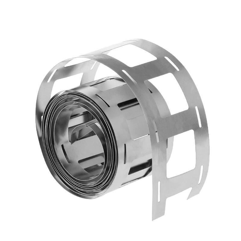 1pcs New 10M Lithium Battery Nickel Strip Li ion Batteries Nickel Plate Belt Tape For 18650
