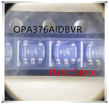 NEW 10PCS/LOT OPA376AIDBVR OPA376A OPA376 MARKING BUQ SC70-5 IC