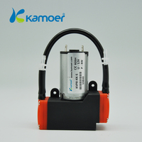 Kamoer KVP8 24V Diaphragm Vacuum Pump with brush motor and double head with long life time