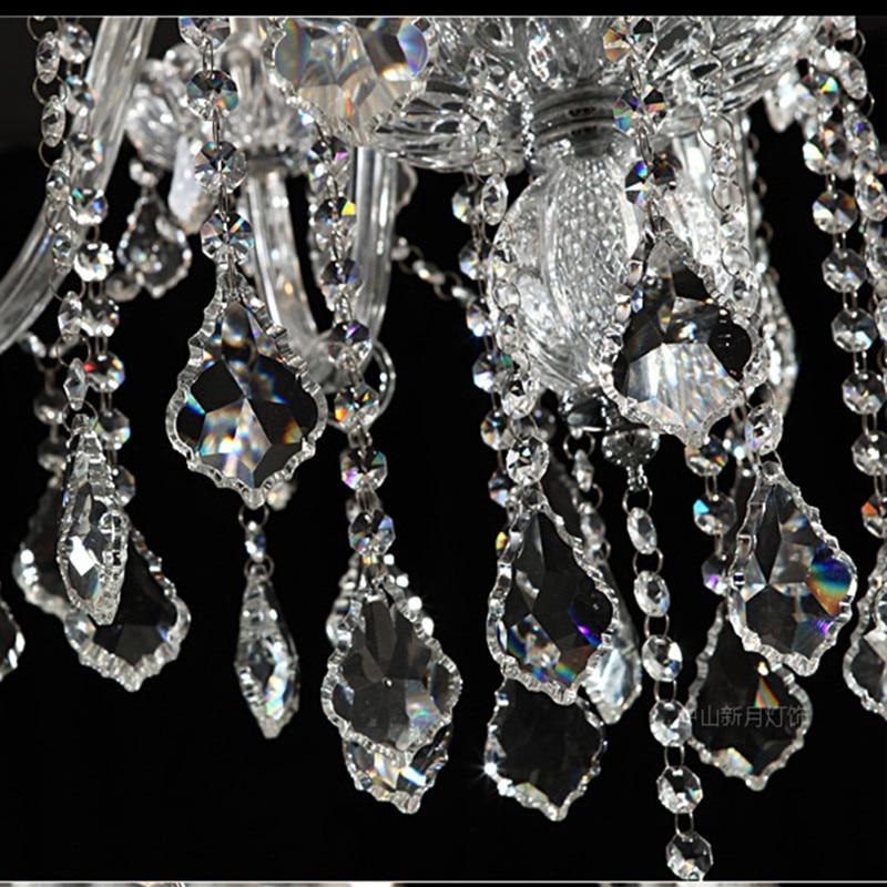 Svitz 45 бр. Led прозрачна кристална - Вътрешно осветление - Снимка 6