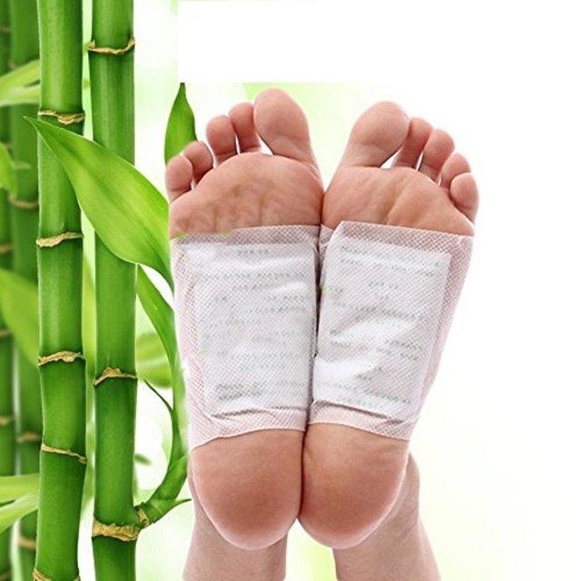 10 шт. (5 пар) Детокс пластырь для ног Детокс ножной пластырь прокладки телесные токсины ног для похудения очищающий травяной адгезив Горячий