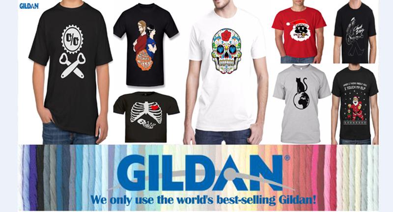 Best selling Gildan