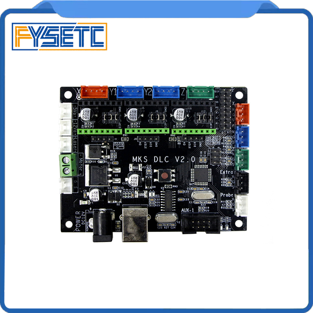 Dlc V2 0 Grbl Cnc Shield Controller Mainboard 3 Axis Control Motherboard Laser Engraving Machine Board Grbl Control Plate