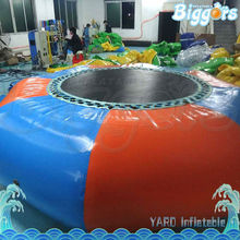 Inflatable Biggors 3 M diameter 0.9mm PVC Inflatable Trampoline Water Sports Games