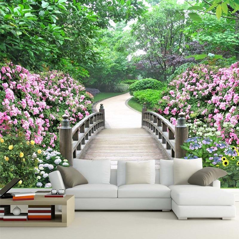 Unduh 63+ Wallpaper Bunga Jembatan HD Paling Keren