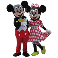 mouse mascot costume adult Halloween costume cosplay
