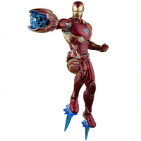 Marvel Movie Avengers Infinity War Tony Stark SHF Iron Man Mark50 Toy Action Figure The movable model Doll Gift B13