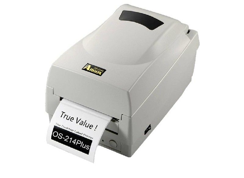 sticker label printer