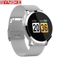 SYNOKE Couple Smart Watch Men Women Waterproof Watches Digital Watch Men Wristwatch Mens Women's Watches Android IOS Couple Gift