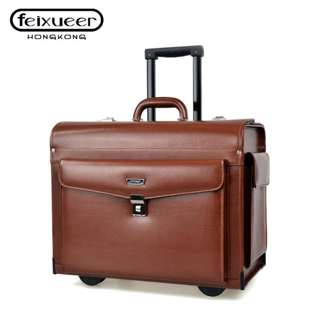 Business Travel Trolley Bags