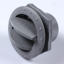 new and high quality New Universal 60mm Round ABS Air Condition Outlet Vent For RV Bus Boat Yacht(China)
