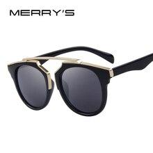 MERRY'S Fashion Women Cat Eye Sun glasses UV400