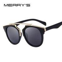 MERRY'S Fashion Women Cat Eye Sunglasses UV400