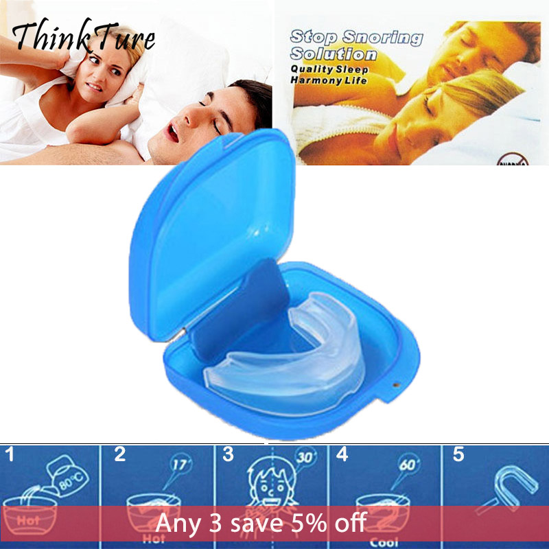 Dental Mouth Guard Snoring Prevention Prevent Night Tala Tooth Teeth Bruxism Sleep Aid Tools Gumshield For Boxing Sports