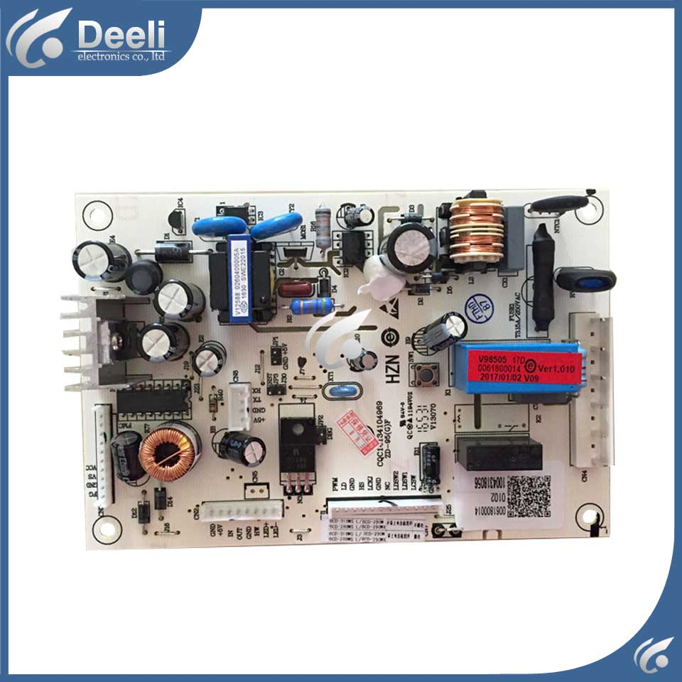 board for refrigerator board bcd-219sk bcd-2 BCD-290W,BCD-318WS BCD-318W power board control board 0061800014 холодильник galanz bcd 217t