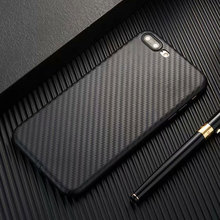 Fashion Carbon Fiber Texture Phone Case For iPhone X Soft TPU Silicon Back Cover For iPhone 6 6s 7 8 Plus X Case Coque g case for iphone 7 leather skin plating tpu mobile back shell carbon fiber texture coffee