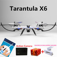 Yizhan tarantula X6 2.4G 6 Axis RC Quadcopter Drone Helicopter With HD Camera PK Syma x8c x8w